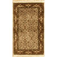 Hand Knotted Essex Rug - 3' x 4'11