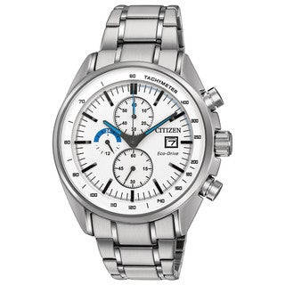 Citizen Men's CA0590-82A Drive - HTM Collection Silvertone Stainless Steel Watch