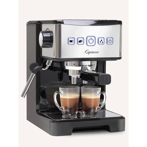 Capresso 124.01 Ultima PRO Programmable Espresso & Cappuccino Machine