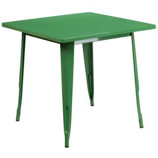 The Curated Nomad Liholio Metal Indoor Table (More options available)
