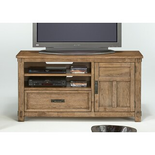 Boulder Creek Media Console/Entertainment Center