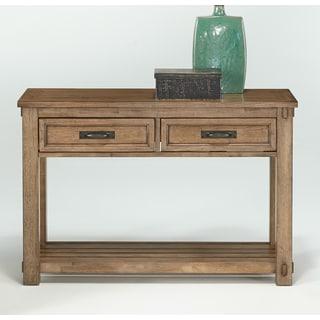 Boulder Creek Sofa/Console Table