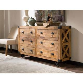 Bowery 6 Drawer Accent Cabinet