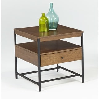 Viero Place Rectangular End Table