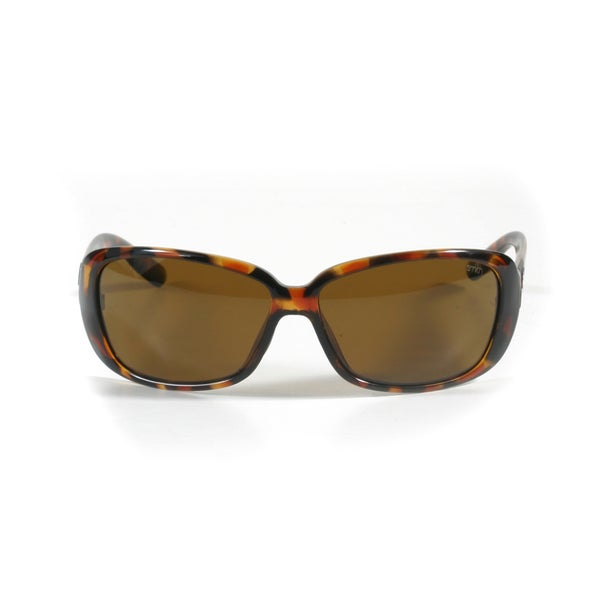 f6a72be8af Shop Smith Optics Women s Shorewood Polarized Brown Glasses - Free ...