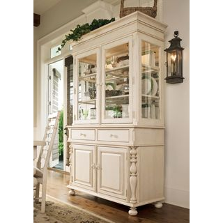 Paula Deen Home Linen China Buffet Hutch