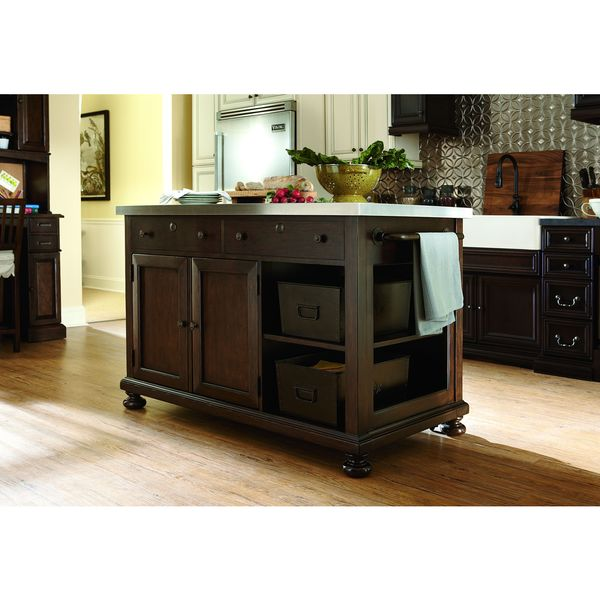Kitchen Island Furniture Product: Shop Paula Deen Home Kitchen Island