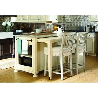Paula Deen Home River House Kitchen Island