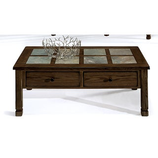Rustic Ridge II Rectangular Cocktail Table
