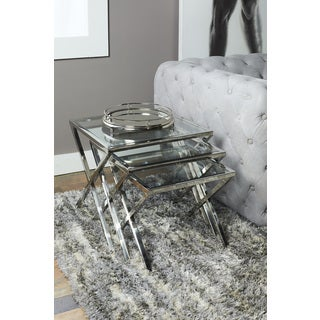 Triple Hex Nesting Tables