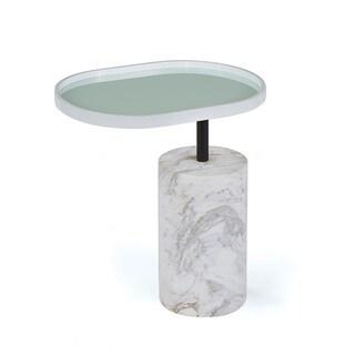 Hip Vintage White Scarlett Side Table