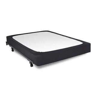 Sleep Plush StyleWrap Black Fabric Box Spring Cover (4 options available)