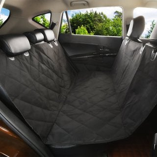 Favorite 58 x 54 Travel Auto Rear Oxford Waterproof Car Dog Seat Cover Protector
