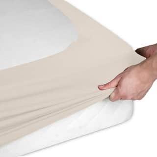 Sleep Plush StyleWrap Ivory Fabric Box Spring Cover|https://ak1.ostkcdn.com/images/products/11552377/P18496690.jpg?impolicy=medium