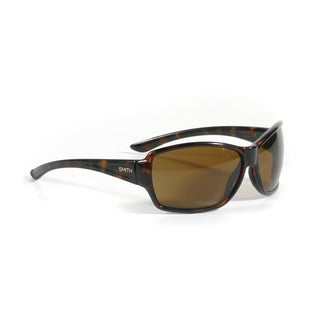 Smith Optics Pace with Carbonic Polarized Lenses Tortoise Sunglasses