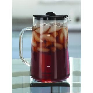 Capresso Ice Tea Glass Pitcher