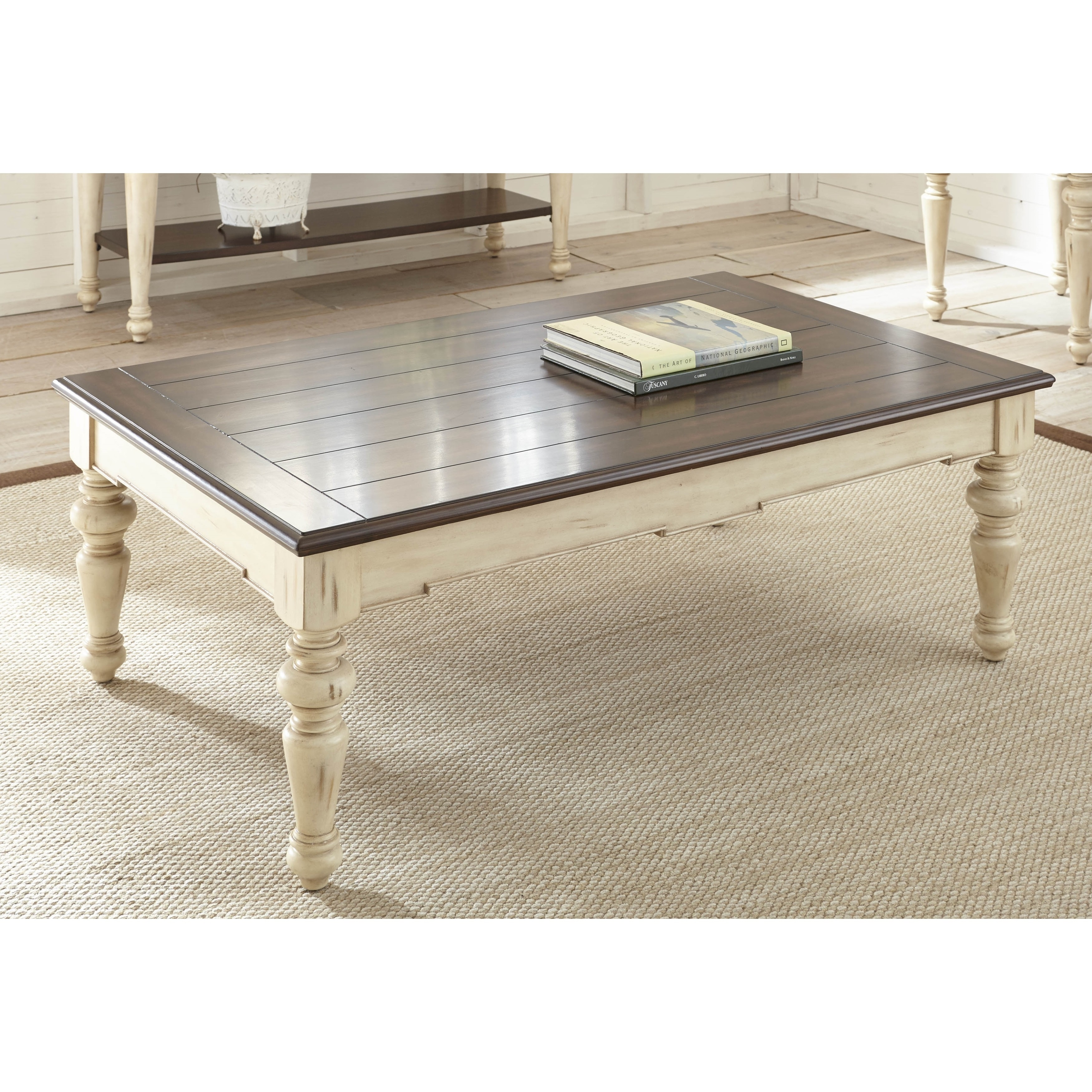 The Gray Barn Willow Springs Coffee Table (Wakefield Coffee Table)