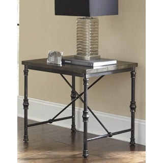 Loring End Table  by Greyson Living