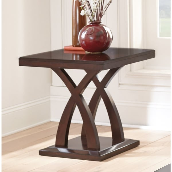 Shop Greyson Living Avellino End Table Free Shipping