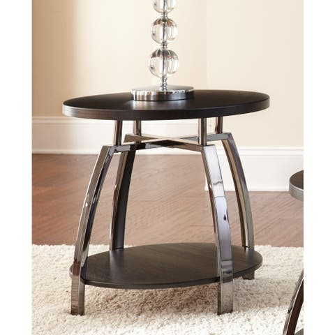 Greyson Living Cyrus End Table