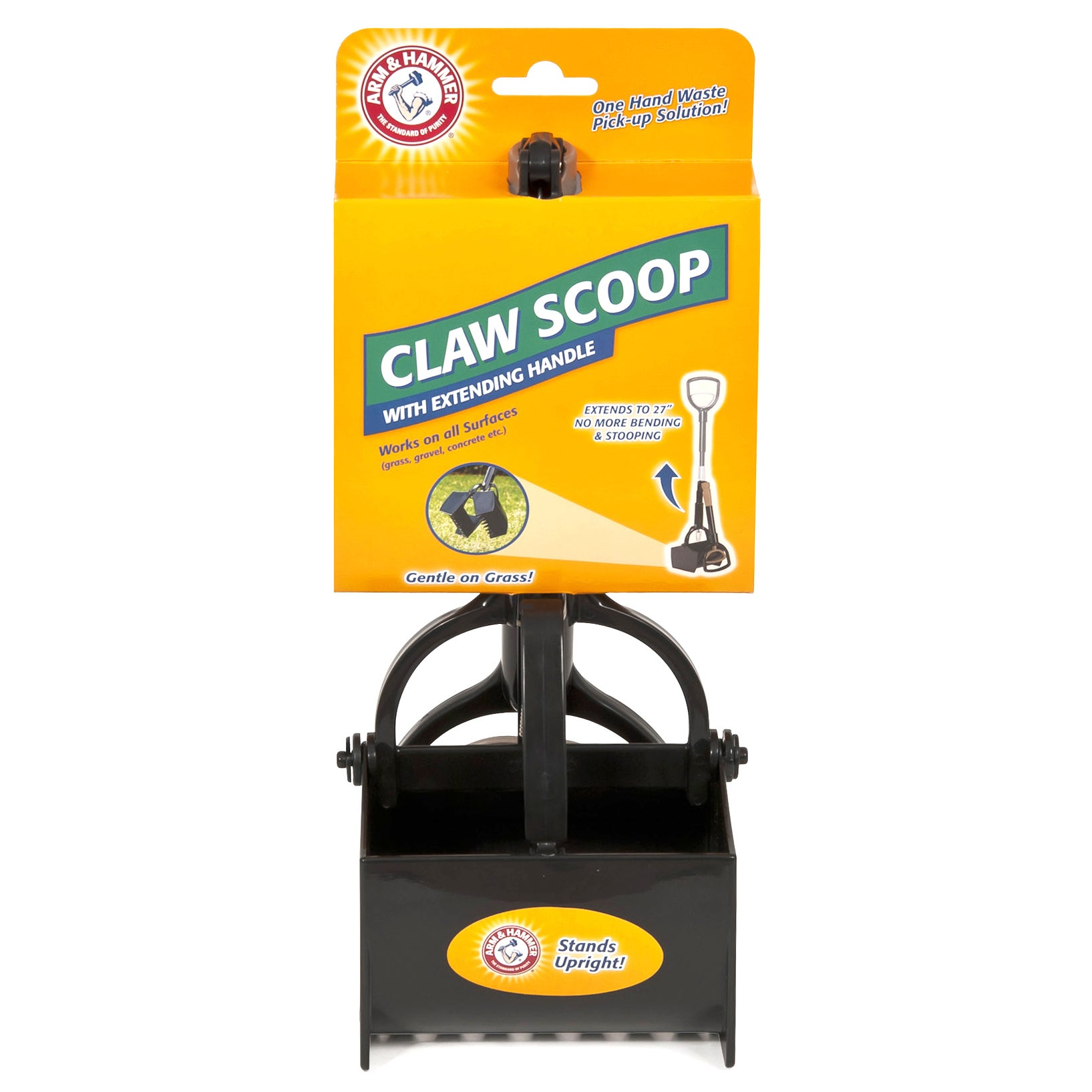 Arm & Hammer Claw Scoop (Black/Penny)