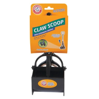 Arm and Hammer Claw Scoop