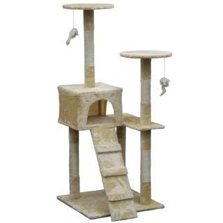 Homessity 51-inch Lightweight Condo Cat Tree