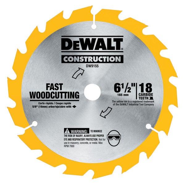 Shop dewalt dw9155 6 12 16t carbide circular saw blade free dewalt dw9155 6 12 16t carbide circular saw blade keyboard keysfo Choice Image