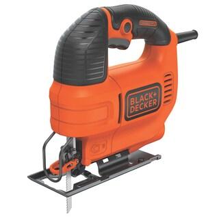 Black & Decker Power Tools BDEJS300C 4.5 Amp Jig Saw - Orange/Black