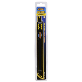 """Spyder 200014 10"""" 7 TPI X 7 TPI Bore Blades 3-count"""