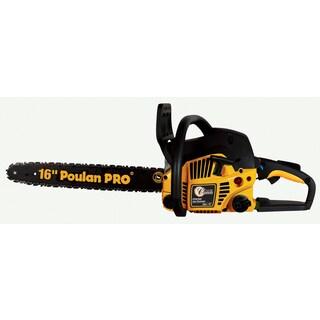 """Poulan Pro 967196401 16"""" 38cc 2 Cycle Gas Chainsaw"""