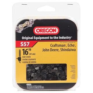 "Oregon S57 16"" HD Semi Chisel Cutting Chain"