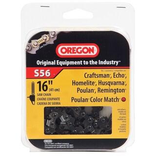 "Oregon S56 16"" HD Semi Chisel Cutting Chain"