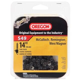"Oregon S49 14"" Semi Chisel Cutting Chain"