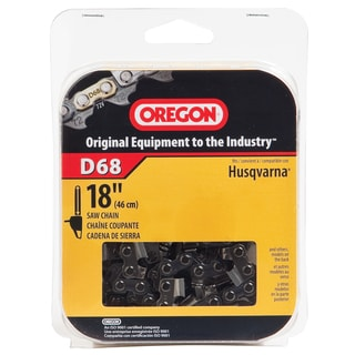 "Oregon D68 18"" Vanguard Saw Chain"