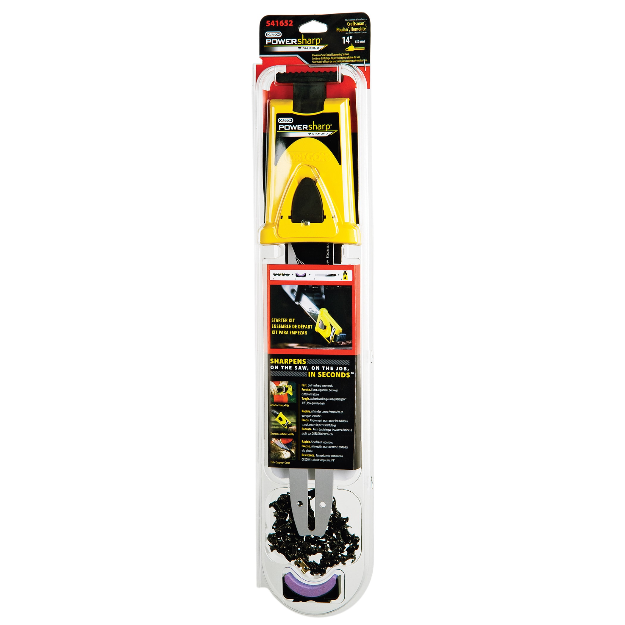 "Oregon Cutting Systems Oregon 541652 Powersharp 14"" Chain..."
