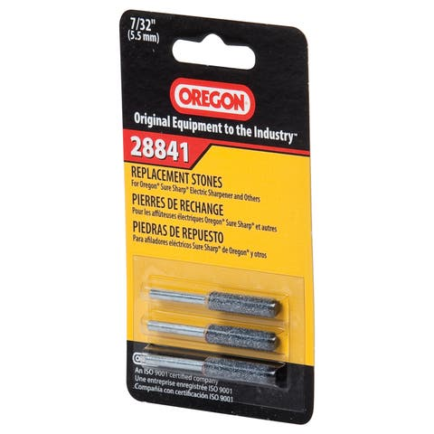 "Oregon 28841 7/32"" Electric Sure Sharp Replacement Sharpening Stones"