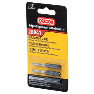 """Oregon 28841 7/32"""" Electric Sure Sharp Replacement Sharpening Stones"""