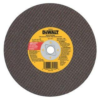 "Dewalt DW3531 8"" Metal Abrasive Saw Blade"