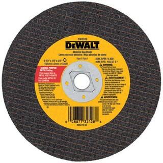 """Dewalt DW3511 7"""" Abrasive Circular Saw Blades"""