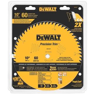 """DeWalt DW3215PT 10"""" 60 Teeth Trim Saw Blade"""