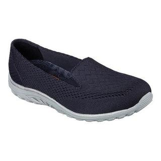 Women's Skechers Relaxed Fit Reggae Fest Willows Slip On Navy
