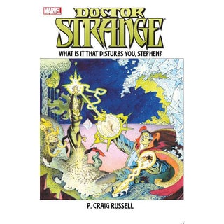 Doctor Strange: What Is It That Disturbs You, Stephen? (Paperback)