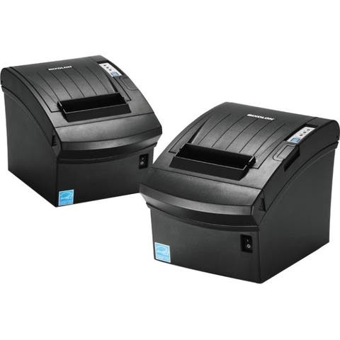 Bixolon SRP-350plusIII Direct Thermal Printer - Monochrome - Wall Mount - Receipt Print