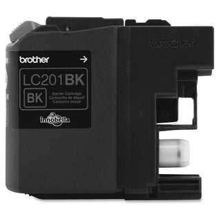Brother Genuine Innobella LC201BK Black Ink Cartridge