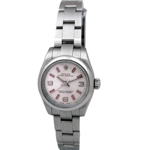 Pre-owned Rolex Women's Oyster Perpetual Watch