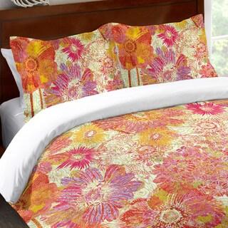 Laural Home Sunshine Blooms Standard Pillow Sham