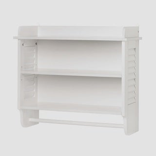 Olympia Wall Mounted Wooden Shelving