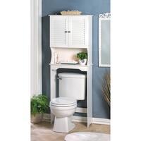 Olympia White Bathroom Storage Cabinet