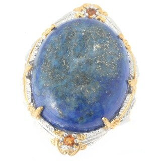 Michael Valitutti Lapis Ring